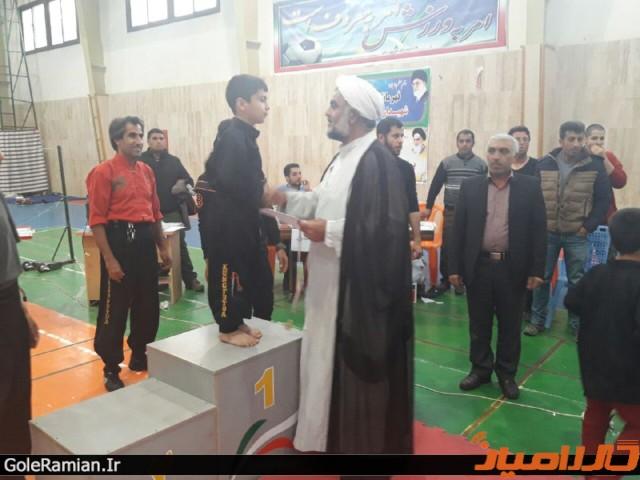 برگزاری مسابقات استانی سبک تو آ در گلستان 12