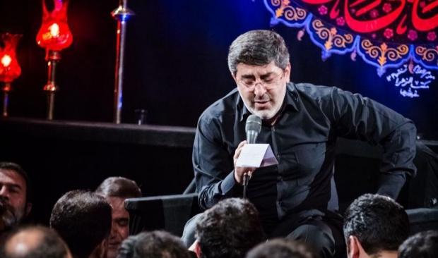 محمدرضا طاهری در مصلی