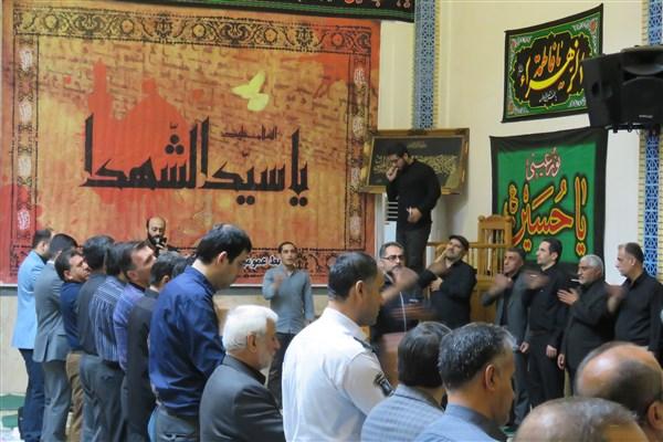 دوشنبههای عاشورایی در دانشگاه آزاد اسلامی گرگان3