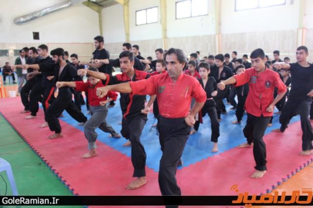 برگزاری مسابقات استانی سبک تو آ در گلستان 4