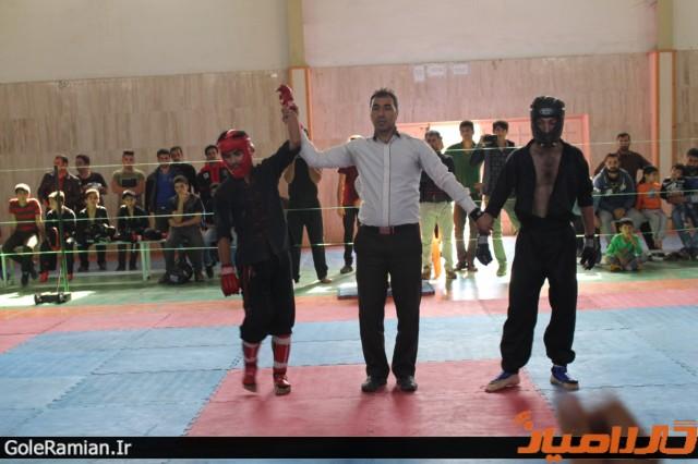 برگزاری مسابقات استانی سبک تو آ در گلستان 9