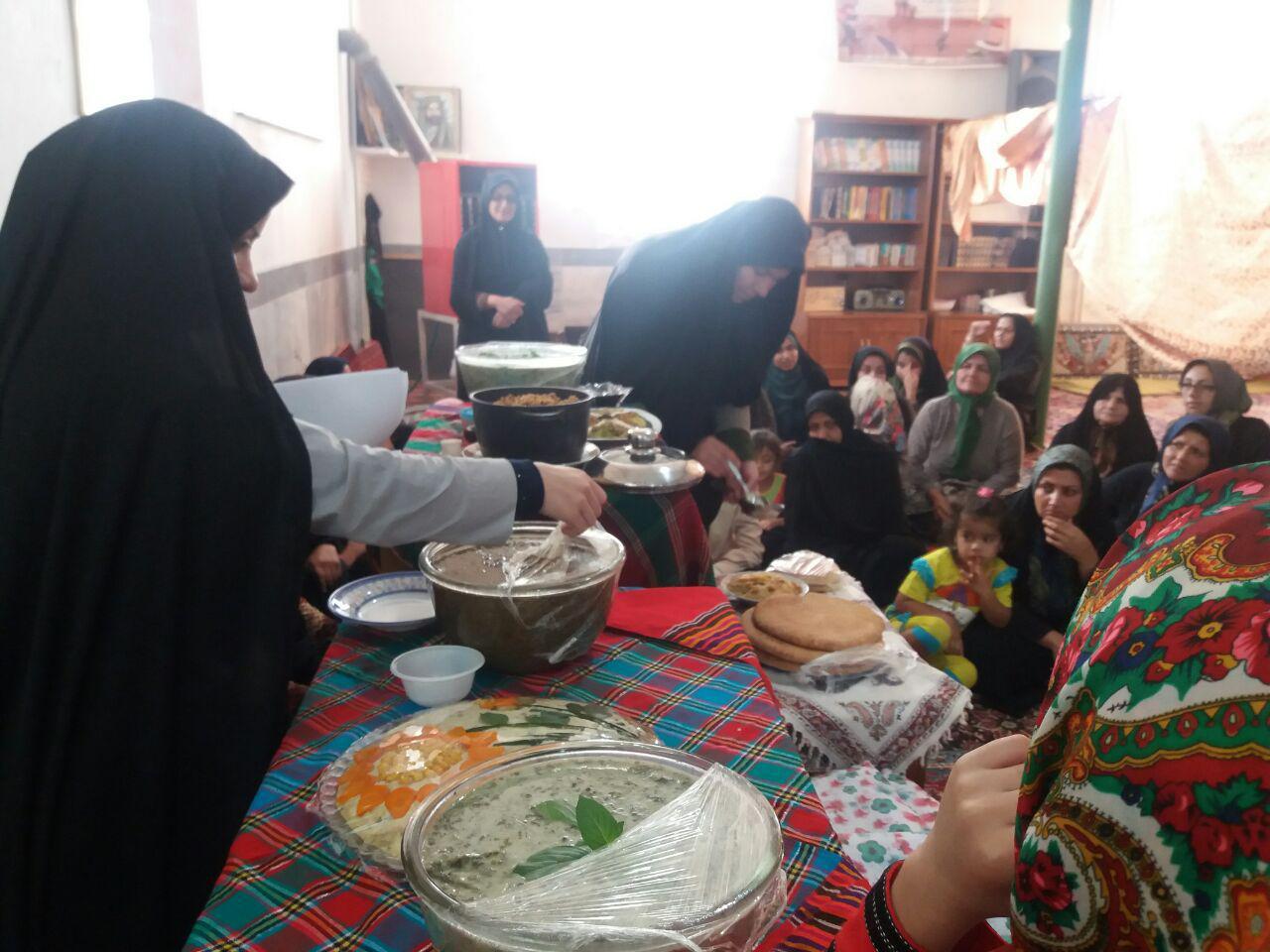 جشنواره غذای سنتی