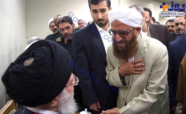 دیدار رهبرانقلاب با دستاندرکاران کنگره شهدای استان سیستان و بلوچستان