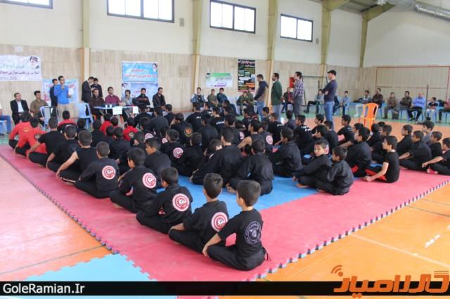 برگزاری مسابقات استانی سبک تو آ در گلستان 3