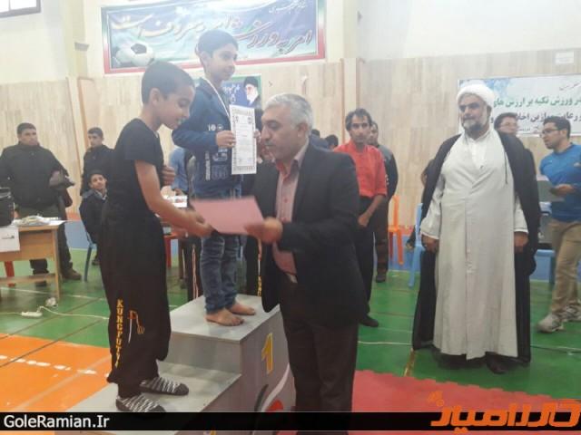 برگزاری مسابقات استانی سبک تو آ در گلستان 13