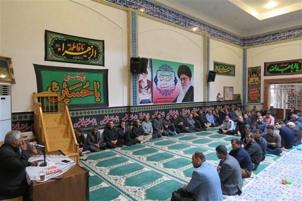 دوشنبههای عاشورایی در دانشگاه آزاد اسلامی گرگان2