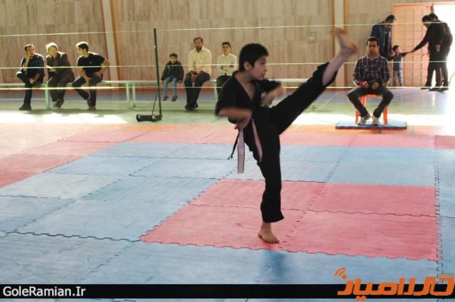 برگزاری مسابقات استانی سبک تو آ در گلستان 5