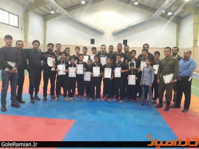 برگزاری مسابقات استانی سبک تو آ در گلستان 16