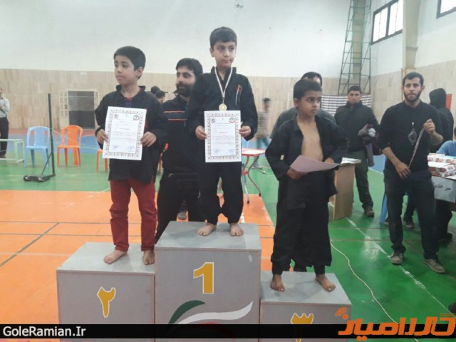برگزاری مسابقات استانی سبک تو آ در گلستان 14