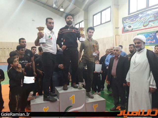 برگزاری مسابقات استانی سبک تو آ در گلستان 15