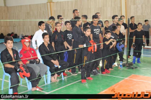 برگزاری مسابقات استانی سبک تو آ در گلستان 7