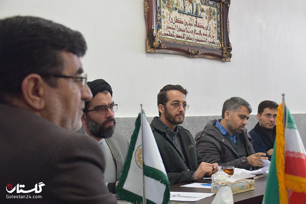 تشکیل هیات اندیشه ورزی گام دوم انقلاب در گرگان (9)