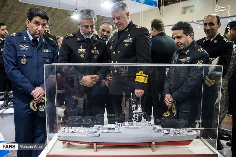 دستاورد های جدید نیروی دریایی ارتش (17)