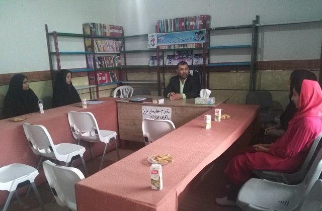 گروه کتابخوانی پناهگاه من (5)