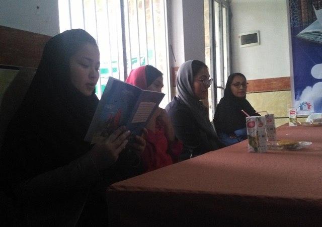 گروه کتابخوانی پناهگاه من (7)