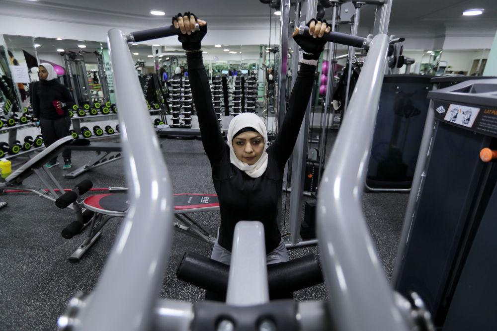 بدنسازی زنان در عربستان3