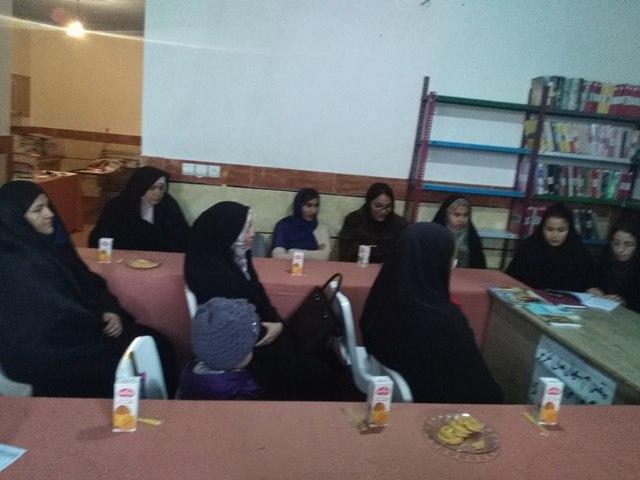 گروه کتابخوانی پناهگاه من (1)
