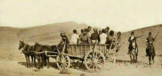 عکس: پلیس راه در عصر قاجار