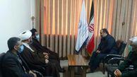 تقریب مذاهب بزرگ ترین سرمایه اجتماعی استان گلستان است /دانشگاه مذاهب اسلامی در خط مقدم جبهه فرهنگی تقریب است