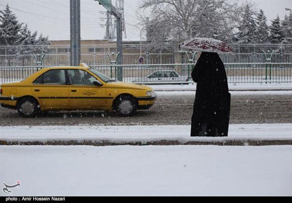هواشناسی ایران ۹۸/۱۱/۵|بارش برف و باران ۲ روزه در برخی استانها/ دمای هوا ۵ درجه افزایش مییابد