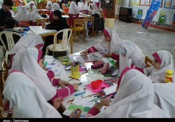 نمایشگاه هفته ملی کودک در استان گلستان برپا میشود