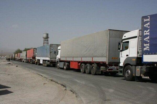 اعزام ۸۵ دستگاه کامیون به بندرامام(ره) برای حمل کالا به گلستان