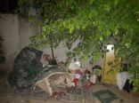 صاحب خانه، معلول گالیکشی با دو فرزندش را از خانه بیرون راند!