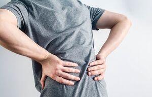روشهای خانگی درمان کمر درد