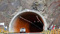 محور هراز به تهران مسدود شد