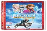 """آهنگ های انیمیشن """"یخ زده"""" ماه نوامبر به بازار میآید"""