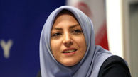 """فیلم/ """"المیرا شریفی"""" روی آنتن زنده نگران بچههایش شد"""