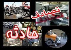 4کشته در برخورد کامیون با خوردوی دانش آموزان در نیکشهر