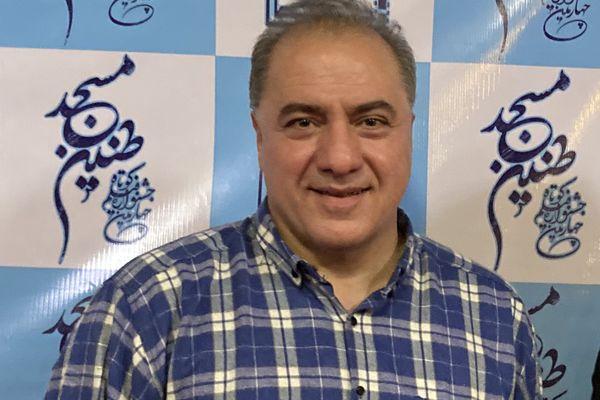آینده درخشانی برای فیلمسازان جشنواره طنین مسجد متصور هستم
