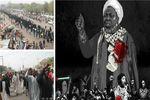تظاهرات اعتراضی به کشتار مسلمانان در نیجریه ادامه دارد+تصاویر