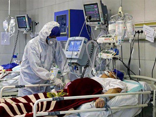نامساعد بودن حال 34 بیمارگلستانی بر اثر بیماری کوید 19