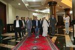 احمدی نژاد در حرم امام خمینی(ره) و بهشت زهرا+تصاویر