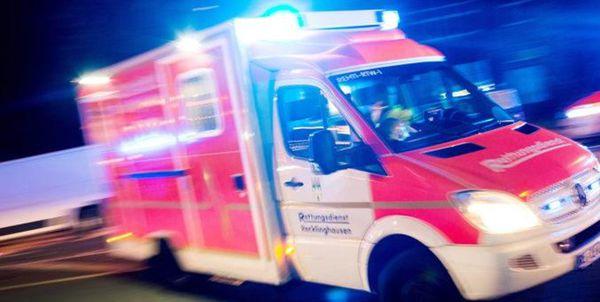 مرگ مادر باردار و جنین در حادثه واژگونی اتوبوس مسافران گلستانی