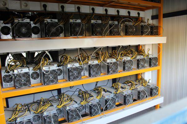 کشف دستگاه های غیرمجاز استخراج ارز دیجیتال در گالیکش