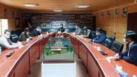 برگزاری جلسه فضاسازی ورودی تپه نورالشهدای گرگان