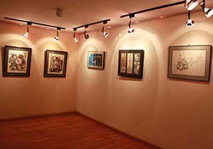 افتتاح نمایشگاه طراحی جوان گلستان