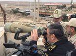 فرمانده نیروی انتظامی از نواحی مرزی و ایستگاه راهآهن اینچهبرون بازدید کرد+تصاویر