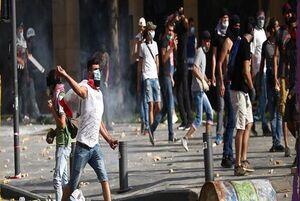 فیلم/ دلایل حمایت آمریکا از تظاهرکنندگان لبنان