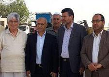افتتاح سیلوی جدید گندم در گلستان