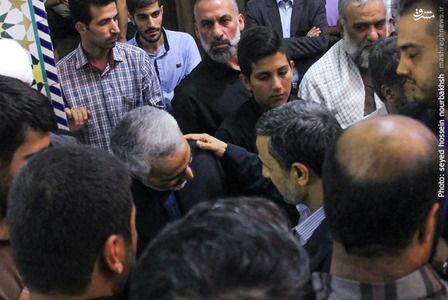 با حضور سردار سلیمانی و دکتر احمدی نژاد