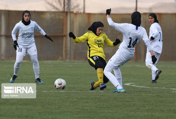 گنبدکاووس میزبان مسابقات لیگ یک فوتبال بانوان کشور است