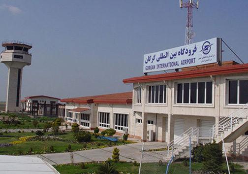 برقراری اولین پرواز از فرودگاه گرگان - رشت - تبریز
