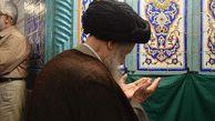نماز عید فطر در مسجد جامع شهرستان گرگان برگزار شد+تصاویر