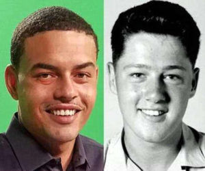 فردی که ادعا دارد پسر رئیس جمهور است! + عکس