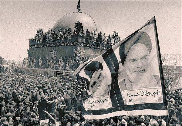 1مراسم تشییع پیکر مطهر امام خمینی