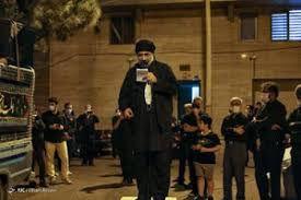 فیلم/ ظهر تاسوعای به یاد ماندنی محمود کریمی با کودکان محروم